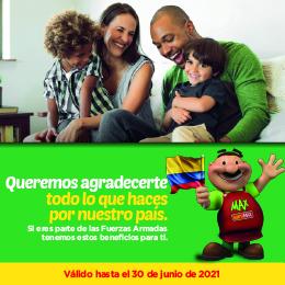 Descuentos Tarjeta Colombia hasta el 30 junio