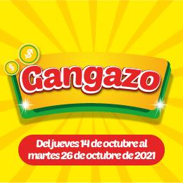 Gangazo del 14 al 26 de octubre de 2021